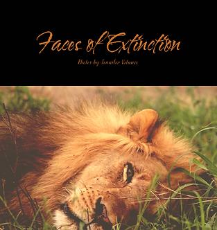 faces of extinction book Jennifer Vitanz
