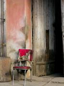 Cuba-red-chair-Havana _JenniferVitanzo-1