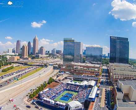 Atlanta, Georgia Drone Photography