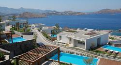 2007-TEKFEN YALIKAVAK VİLLALARI  (35 villa, pansiyon, otel)