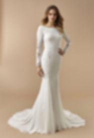 Wedding dress by Enzoani Beautiful
