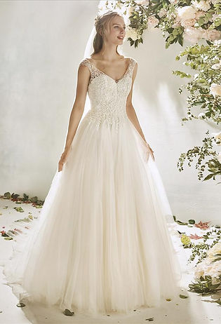 GLORIOSA-Wedding dress by La Sposa