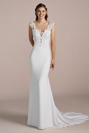 BALANZA Wedding dress by La Sposa