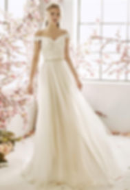 VALERIAN Wedding dress by La Sposa