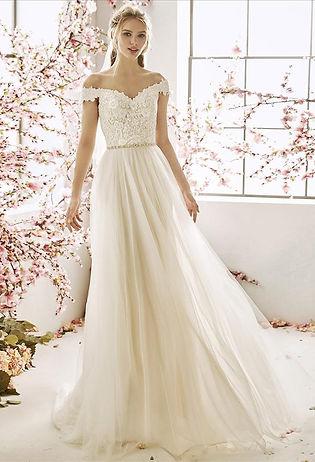VALERIAN Wedding dress by La Sposa