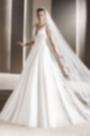Ralea Wedding dress by La Sposa