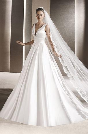 Ralea Wedding dress by La Sposa