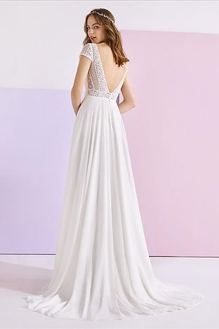 OLEK Wedding dress by White One Bridal