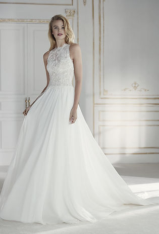 Palmiras Wedding dress by La Sposa