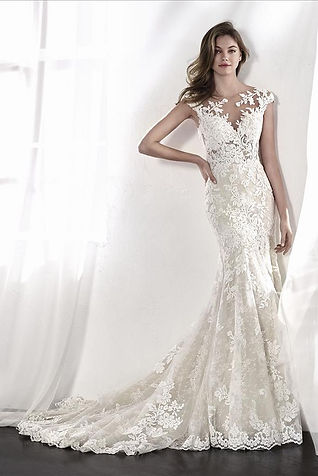 LETICIA - Wedding dress by St Patrick Bridal