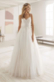 OCARINA Wedding dress by White One Bridal