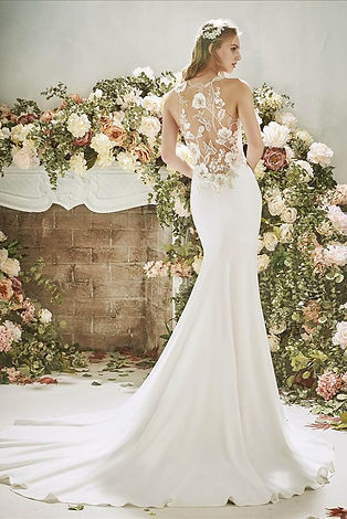NARCISSUS- Wedding dress by La Sposa