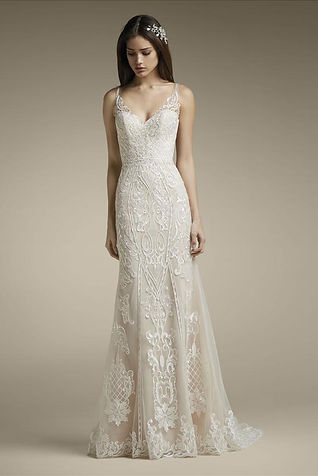 AMIRA- Wedding Dress by St Patrick Bridal