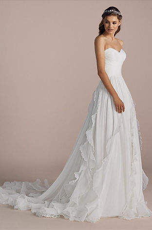 BAMBA -Wedding dress by La Sposa