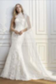 DIDELOT - Wedding dress by St Patrick Bridal