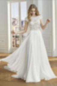 CONDAMINE Wedding Dress by St Patrick Bridal