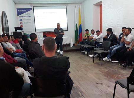 capacitaciones proyecto globalg.a.p