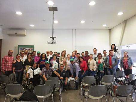 primera reunión con beneficiarios globalg.a.p