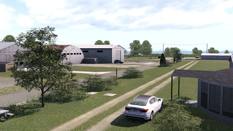 Delta Heritage Airpark (Bundle)