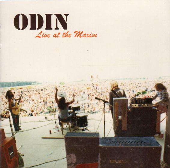 ODIN Live at the Maxim, CD, Longhair Rec