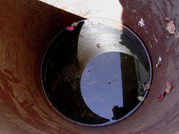 07_Brunnen, 2004, Fotografie, 30 x 40cm.
