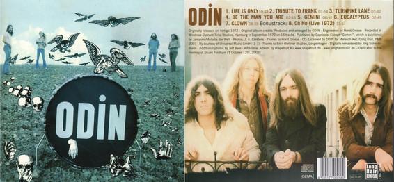 complete LP Odin Album, 1972, Phonogram-