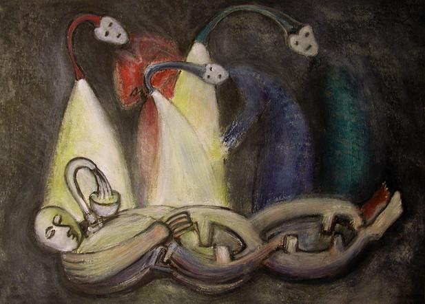 23_Ein Totenfest, oder, Beten ist Sprech