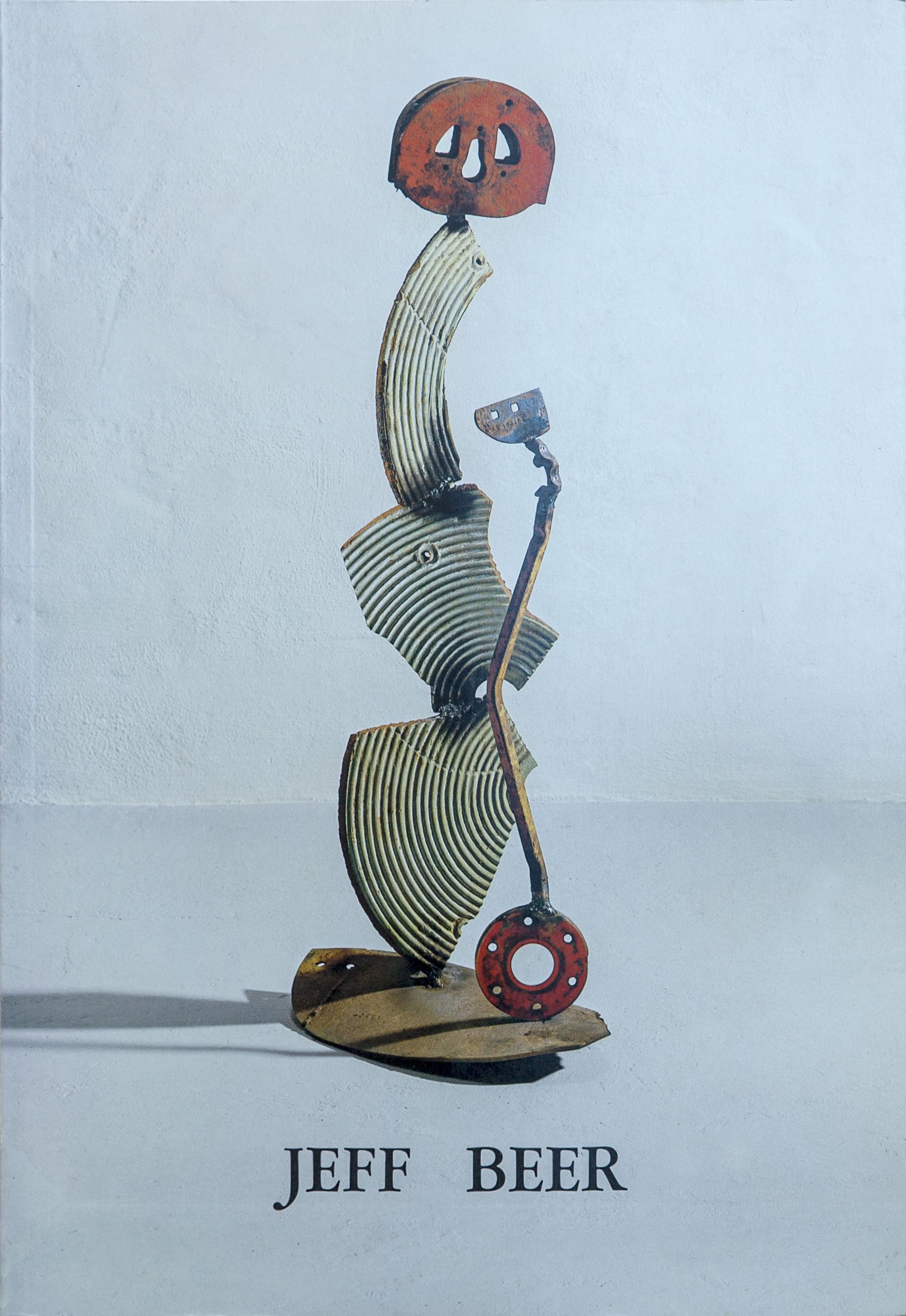 09_Jeff Beer - Skulpturen II, hg. Galeri