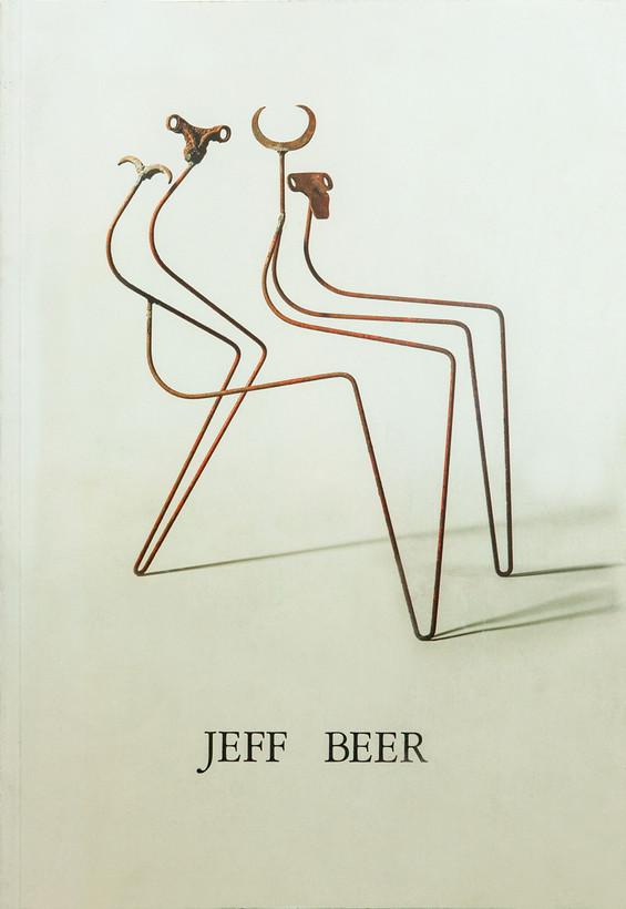 10_Jeff Beer - Skulpturen III_hg. Galeri