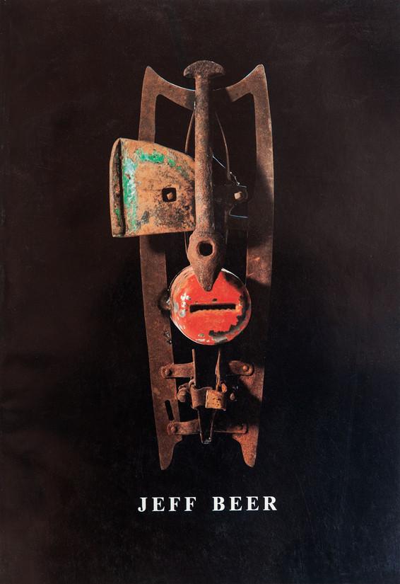 08_Jeff Beer - Skulpturen I, hg. Galerie