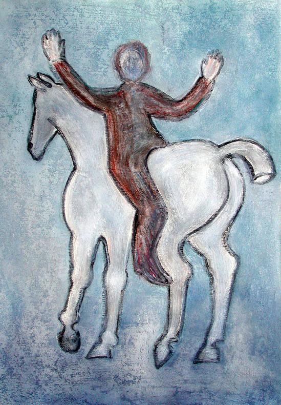 06_Backward Talking, 2006, Aquarell, 43