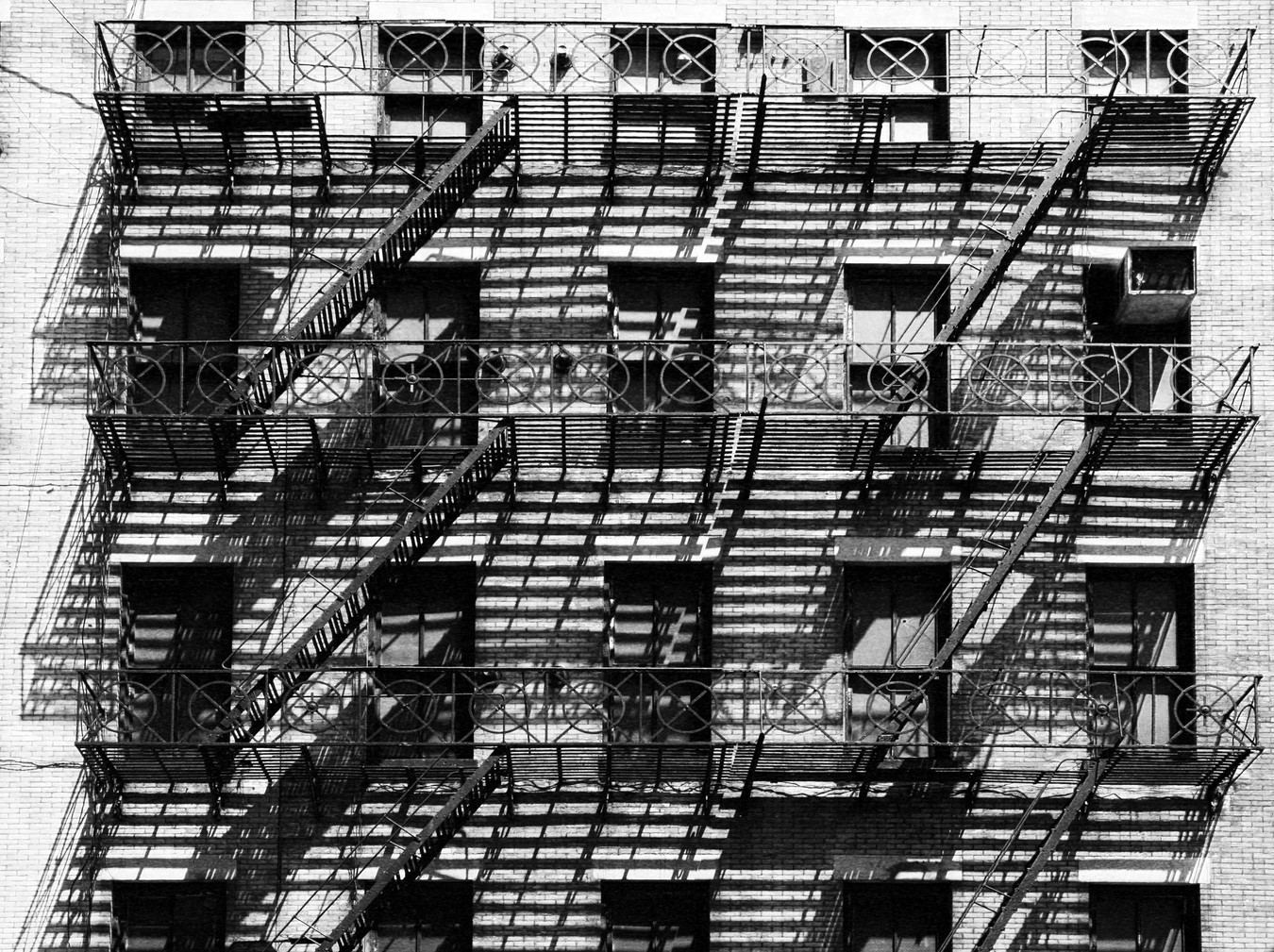 25_New York Polyphony, 2008, Fotografie,