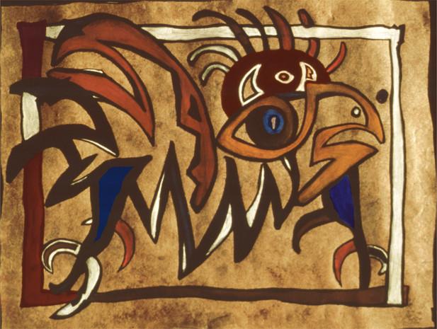 02_Vogel, 1982, Pastel, 50 x 65cm.jpg