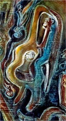Guitar People, Detail 1.tif
