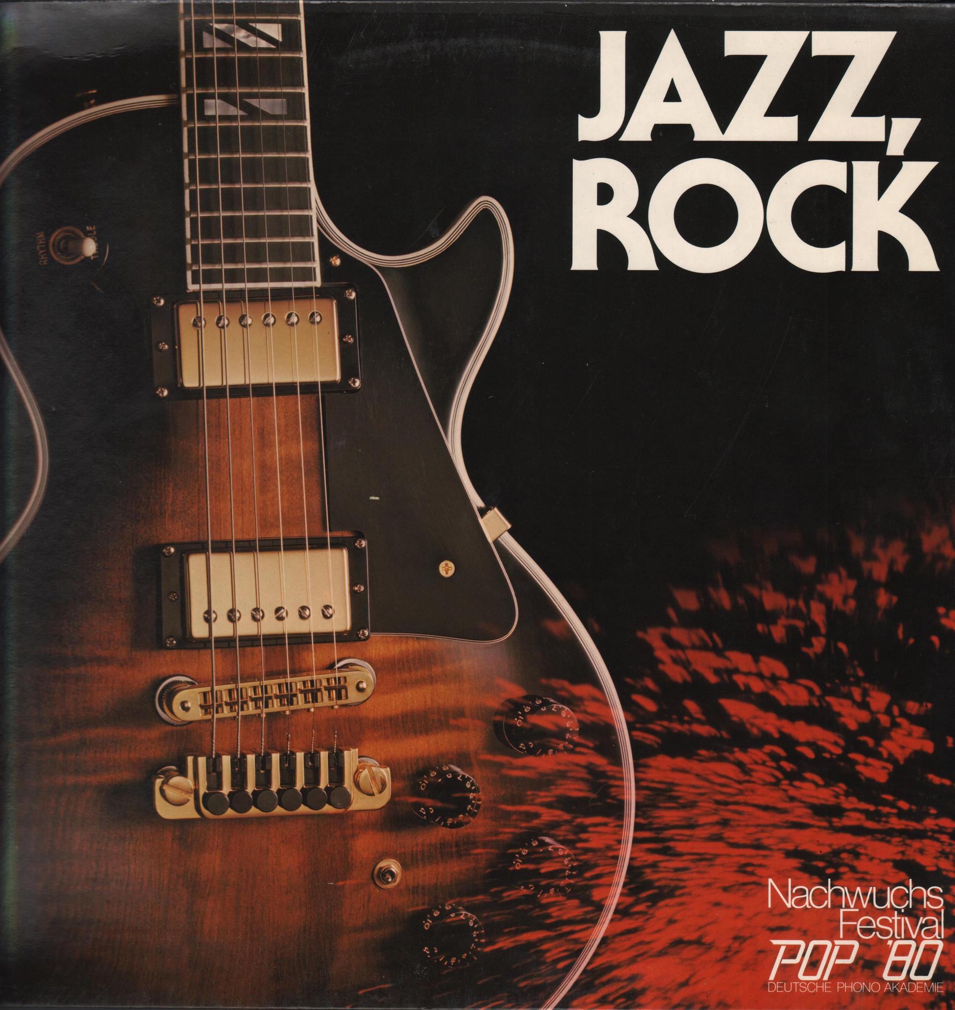 LP Jazz und Rock Nachwuchsfestival, 1980, Deutsche Phonoakademie