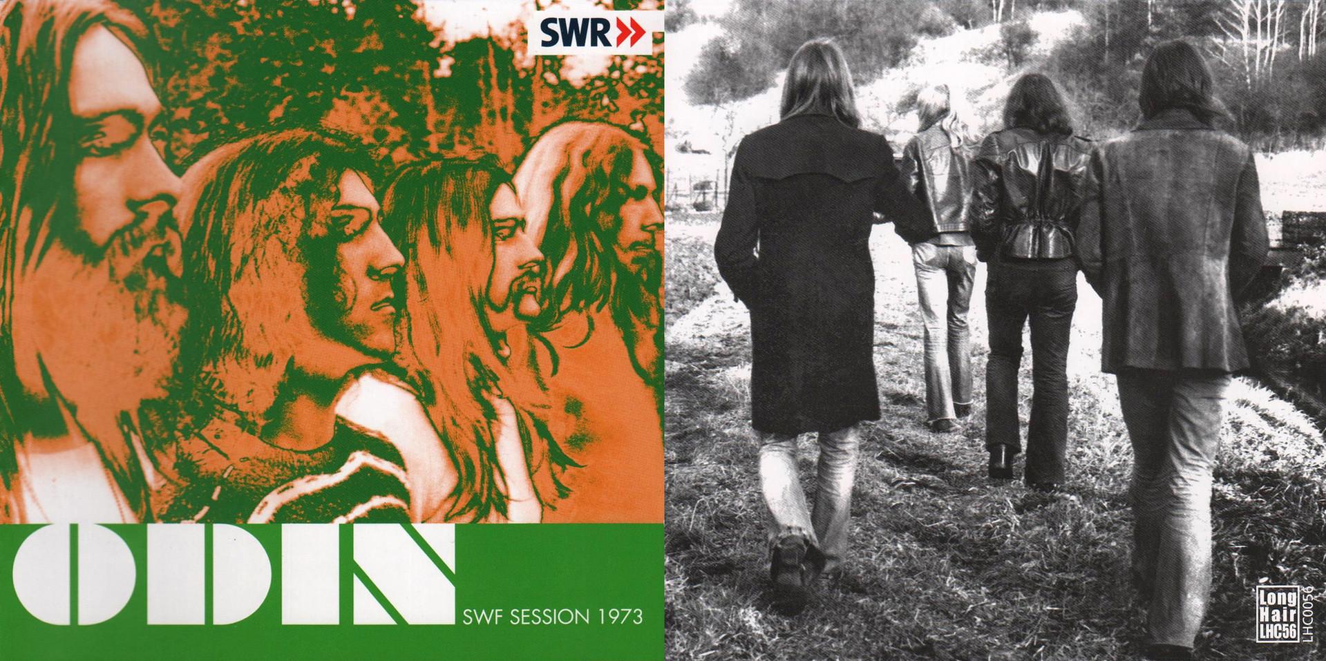 complete CD Odin, SWF Session 1973, Long