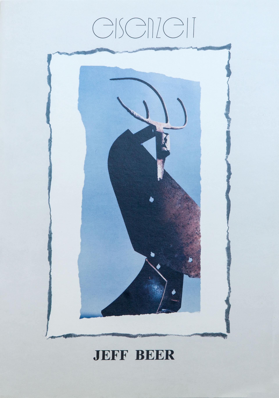 07_Jeff Beer, Eisenzeit, Skulpturen, hg.
