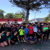La Escuela Atlética Ganbaru celebra su primer aniversario