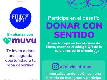 Nueva alianza entre Muvu App y Fitux