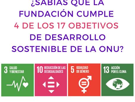 La Fundación Ganbaru y su compromiso con los Objetivos de Desarrollo Sostenible