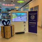 Fitux y Mall Sport se unen en campaña navideña de donación