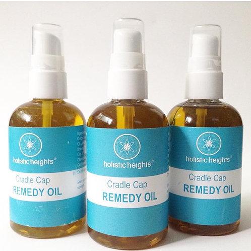 Cradle Cap Remedy Oil