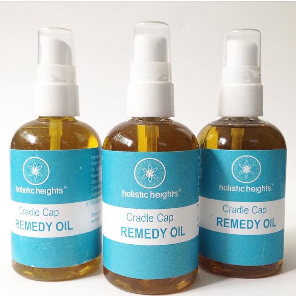Cradle Cap Remedy Oil Holisticheights