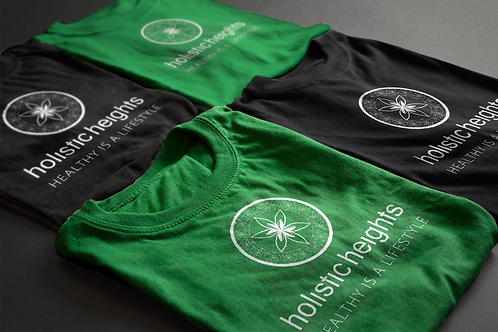 Holistic Heights Tee Shirt (MEN)