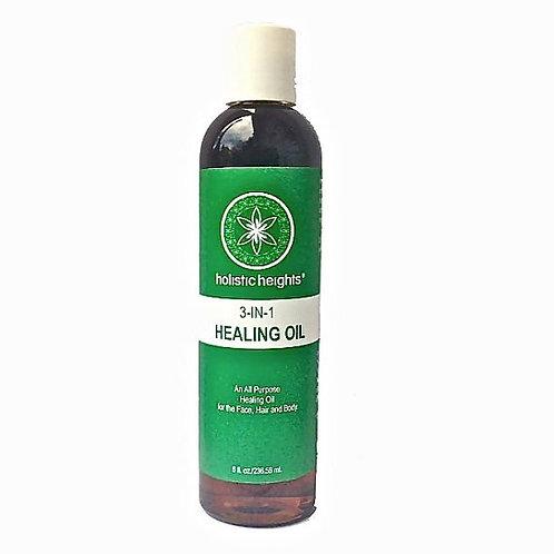 3 in 1 Healing Oil (Face, Hair & Body)