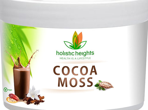 Cocoa Moss Chocolate Smoothie 16 oz