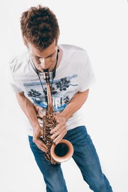 Alex Schneider I Alto Sax