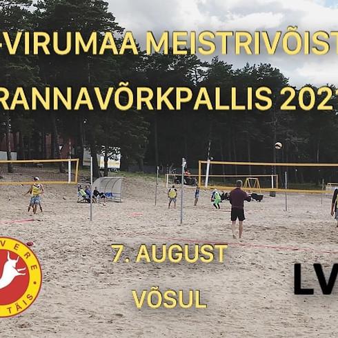 Lääne-Virumaa rannavõrkpalli meistrivõistlused