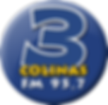 LOGO 2 RADIO 3 COLINAS 2019.png