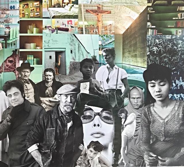 Sociedad de consumo 2016, 88 x 62,3 cm.